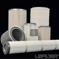 Buy cheap Polyester fiber air filter cartridge from wholesalers