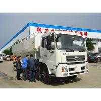 Wholesale dongfeng 4x2 LHD 8 ton bulk animal feed truck for sale, best price dongfeng brand feed truck mounted on truck for sale from china suppliers