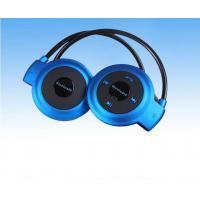Wholesale High End Mini Running Bluetooth Headset Sweat Proof With Micro Sd Card Slot from china suppliers