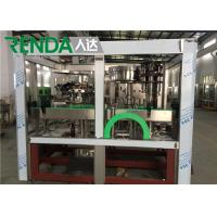 Wholesale Stainless Steel Pet Liquid Filling Line Bottled Spring Water Bottling Machine from china suppliers