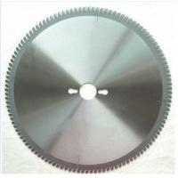 Wholesale TCT Circular Saw Blades for plastic in general and FRP body with low noise laser cut 216x2.8/1.8x30 T=56 from china suppliers