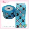 Buy cheap 2 Inch Custom Printed Grosgrain Ribbon ,  Heart Shape Printed Designer Grosgrain Ribbon from wholesalers