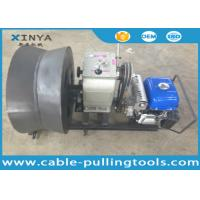 Wholesale 3 Ton Cable Pulling Tools Cable Drum Winch with Yamaha Gas Engine Power from china suppliers