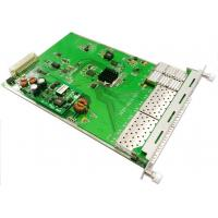 Wholesale 1U Management 8 * 1GE SFP to 2 * 10G Muxponder Card with XFP Trunk from china suppliers