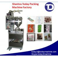 Wholesale manufacturers /honey/shampoo/jem/sauce/oil liquid packaging machine from china suppliers