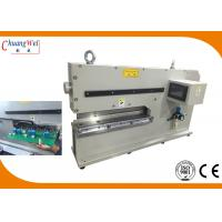 Buy cheap Aluminum Board PCB Depanel Machine PCB Separator with Customized Blade from wholesalers