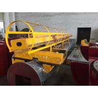 Wholesale Yellow Painting 4040 Pipe Welding Equipment Moving And Revolve For Pressure Vessel from china suppliers