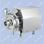BAW stainless steel sanitary pump, Food pump, milk pump,drinks pump,centrifugal pump