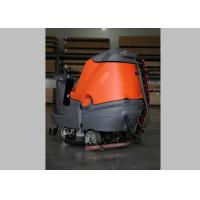 Wholesale Intelligent Floor Scrubber Dryer Machine , Automatic Riding Floor Scrubbers from china suppliers