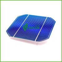 Wholesale 2.86W P Type A Grade PV Silicon Monocrystalline Solar Cells 5X5 Inch from china suppliers