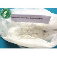 Wholesale 99% Purity Oral Muscle Growth Steroid Powder Stanozolol Winstrol CAS 10148-03-8 from china suppliers