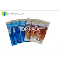 Wholesale Sealing Printed Laminated Pouches Packaging , PET / PE  Ice Cream Bag from china suppliers
