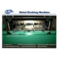 Wholesale YX 51-200-600 Floor Structural Steel Plate Rollformer Machine With 22KW Main Power from china suppliers