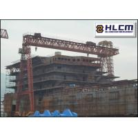 Wholesale 50~200Ton of Gantry Crane Hoist Heavy duty for Shipyard or Shipbuilding from china suppliers