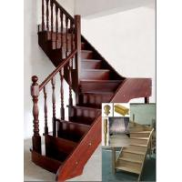 Wholesale solid wood stairs from china suppliers