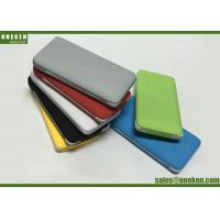 Wholesale Stylish Mini ABS / PC 4000mah Slim Power Bank With CE / ROHS from china suppliers