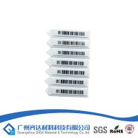 Wholesale Small Soft DR EAS Labels With Polystyrene / Polyethylene 0.35mm Thickness from china suppliers