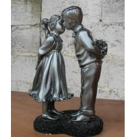 Wholesale Small Polyresin figurine(Young love) for home decoration or festival gift from china suppliers