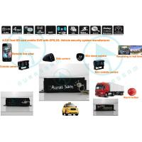 Buy cheap GPS Aluminium Mini Mobile DVR For Vehicles Full D1 Recorder G-SENSOR from wholesalers