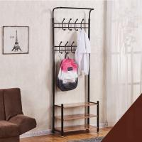 Buy cheap Clothes tree Combination of clothes and shoes display Retail Display racks from wholesalers