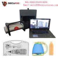 Wholesale Mobile Dual Energy X Ray Baggage Scanner Machine For Army , Easy To Move from china suppliers