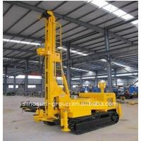 Wholesale crawler water well drilling rig from china suppliers