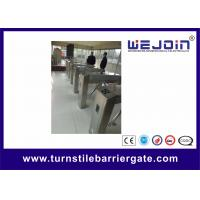 Wholesale DC12V Security Systems Pedestrian Access Control Turnstile Gate For Bus Station from china suppliers