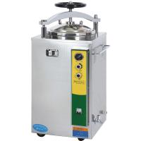 Wholesale 100 Liters Table Top Steam Sterilizer Hand Wheel Type Safe / Reliable With Safety Lock from china suppliers