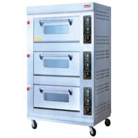 Wholesale Energy-Saving Electric Baking Ovens With 3 Layer 9 Trays For Catering Industry from china suppliers