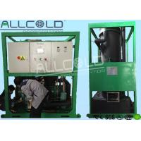 Wholesale 30 Tons / Day Ice Tube Maker Machine , Tube Ice Plant With Bitzer Compressor from china suppliers