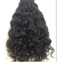 Wholesale Silky Straight Long 100 indianhuman hair extensions Sleek With Customized Color from china suppliers