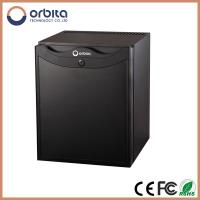 Wholesale 40 liter silent working battery powered hotel mini display refrigerator from china suppliers