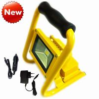 Wholesale 2014 New Rechargeable Portable LED Flood Light 10W from china suppliers