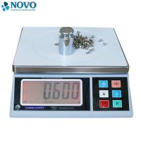 Wholesale 6 keys Digital Weighing Scale Rechargeable Battery Operated from china suppliers