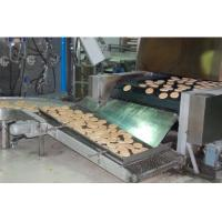 Wholesale Full Auto Pita Production Line 750 Mm Belt Width With Dough Sheeting System from china suppliers