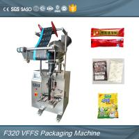 Wholesale Full Automatic Powder Sachet Packaging Machine 220V/380V/110V 50Hz / 60Hz from china suppliers