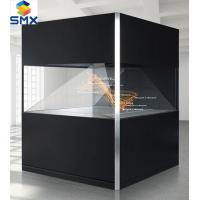 Wholesale Large 4 Sided 4K Holographic Display Holo Advertising Player 2x2 m for Retail from china suppliers