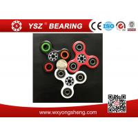 Wholesale Long Spinning Time Hand Fidget Spinner With Si3N4 Hybrid Ceramic Bearing from china suppliers