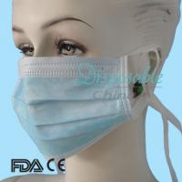 Buy cheap Active carbon nonwoven face mask from wholesalers