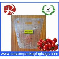 Wholesale Portable Perforation Fruit Packaging Bags Copper Plate Printing from china suppliers