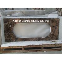 Wholesale Dark Emperador Bath Tub Cover from china suppliers