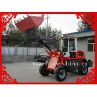 Wholesale 1.2T compact  loader with optional accessories from china suppliers