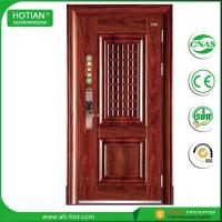 Wholesale Turkey Door Design Security Steel Door for Apartment with Favorable Price from china suppliers
