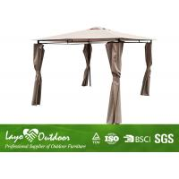 Wholesale UV Protection Waterproof Gazebo Canopy PA Coating Umbrella Outdoor Shade Tent Gazebo from china suppliers