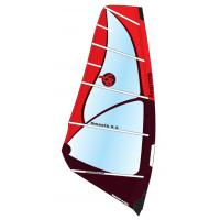 Wholesale Smooth 6.5 X-ply Freeride Wind Surf Sail 5-Batten Durable Dacron Intermediate Play Sail from china suppliers