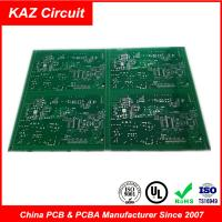 Wholesale 1.6mm FR4 Electronic Printed Circuit Board 94v0 1oz Copper HASL PCB from china suppliers