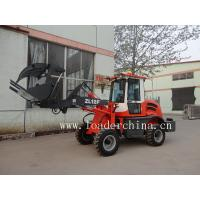 Wholesale 1.2t compact loader ZL12F with pallet fork/snow blower/snow plow/optional accessories from china suppliers