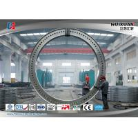 Buy cheap 4140 Q345D 50Mn Industrial Forged Flanges Large Scale 9000MM Diameter from wholesalers