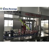 Wholesale Red Wine Bottle Filling Equipment 4 Glass Bottle With Multi - Room Feeding from china suppliers