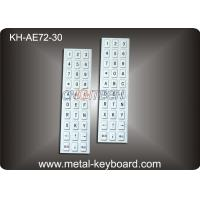 Quality Metal Panel Mounted Industrial custom mechanical keyboards for Mine Info - Kiosk for sale